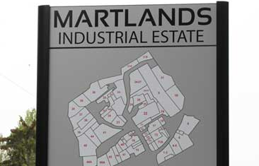 Martlands Industrial Estate